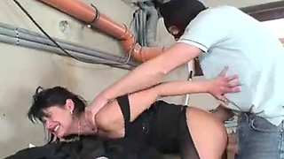 Kidnapped and forced to fuck