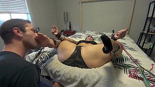 The Weak Spot (Erotic Tickling Fantasy) -  Part 2 HD PREVIEW