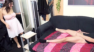 GERMAN Prostitute July Johnson fuck Bareback without condom