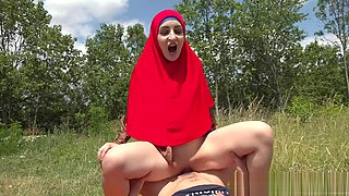 FUCKING A MUSLIM IN THE BUSHES