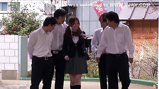 Rio Hamazaki in Mother in Class part 2