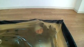 21 Latex Catsuit Doll Vacbed Breathplay