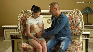 Defloration Of Charming Babe