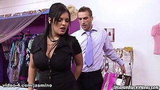 Jasmine Black in Hold Ups 3 - Jasmine Black Videos