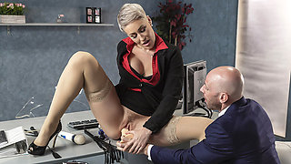 Ryan Keely & Johnny Sins in Product Placement In Her Pussy - BRAZZERS