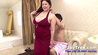 JavTrex.com - Jav Big Boobs MILF