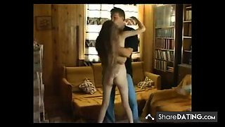 russian father and not his daughter have a quickie