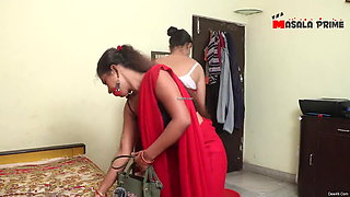 NAUKRANI, Indian Maid fuck