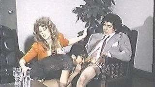 American classic vintage fucking hardcore group sex seducing