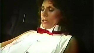 Vintage Big Tit MILF Kay Parker is the Limo Driver