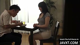 Perfect Asian MILF And Stepson