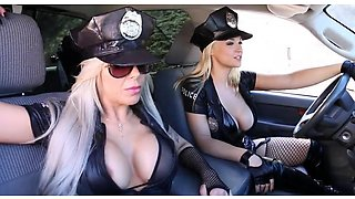 Nina Elle and Sarah Vandella - Block Procedure