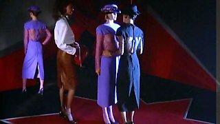 Rosa Valenty,Carole James,Unknown,Sandra Wey in Story Of O, Part II (1984)