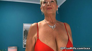 Getting To Know 64-Year-Old Wife Joanne Price - Joanne Price - 60PlusMilfs