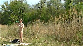 Nudist Beach Encounters 005