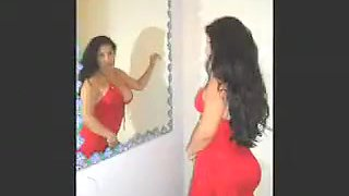 Ass Mexicana fucked in her thongs