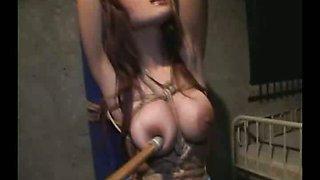 Rough Sex Rope Bondage