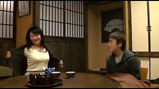 Lusty MILFs having sex in a Japanese porn