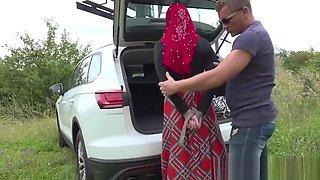 Unfaithful naughty Muslim wife