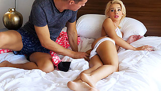 Spy Fam – Make-Up Sex Between Step Sis And Step Bro
