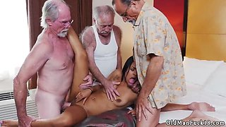 Old young rim and orgy Staycation with a Latin Hottie