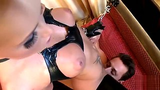 Dominatrix ass and pussy worship